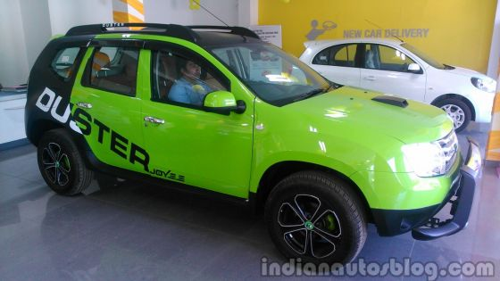 Renault Duster Joy фото1