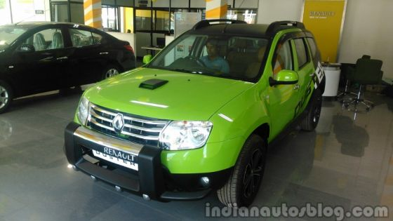 Renault Duster Joy фото 2