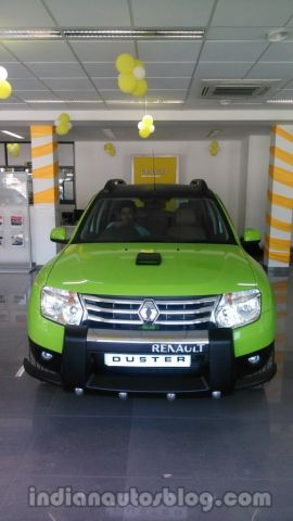 Renault Duster Joy фото 3