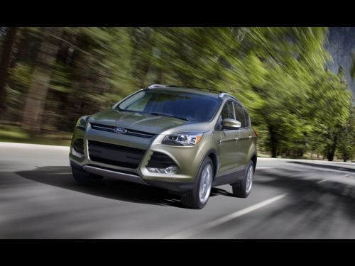 2013 Ford Escape 2013