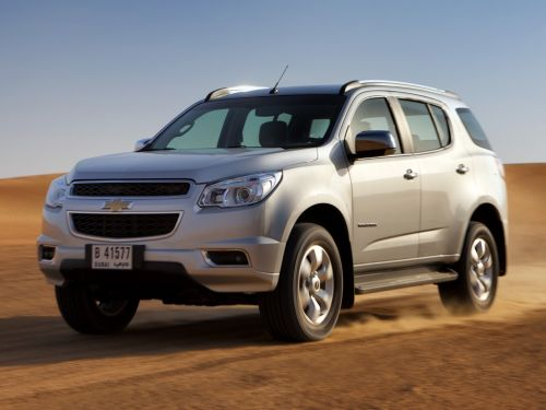 u2013 Chevrolet-Trailblazer